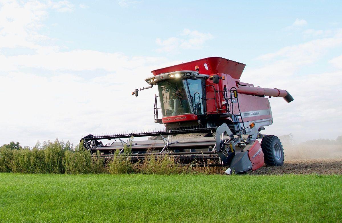 Landbouw materieel