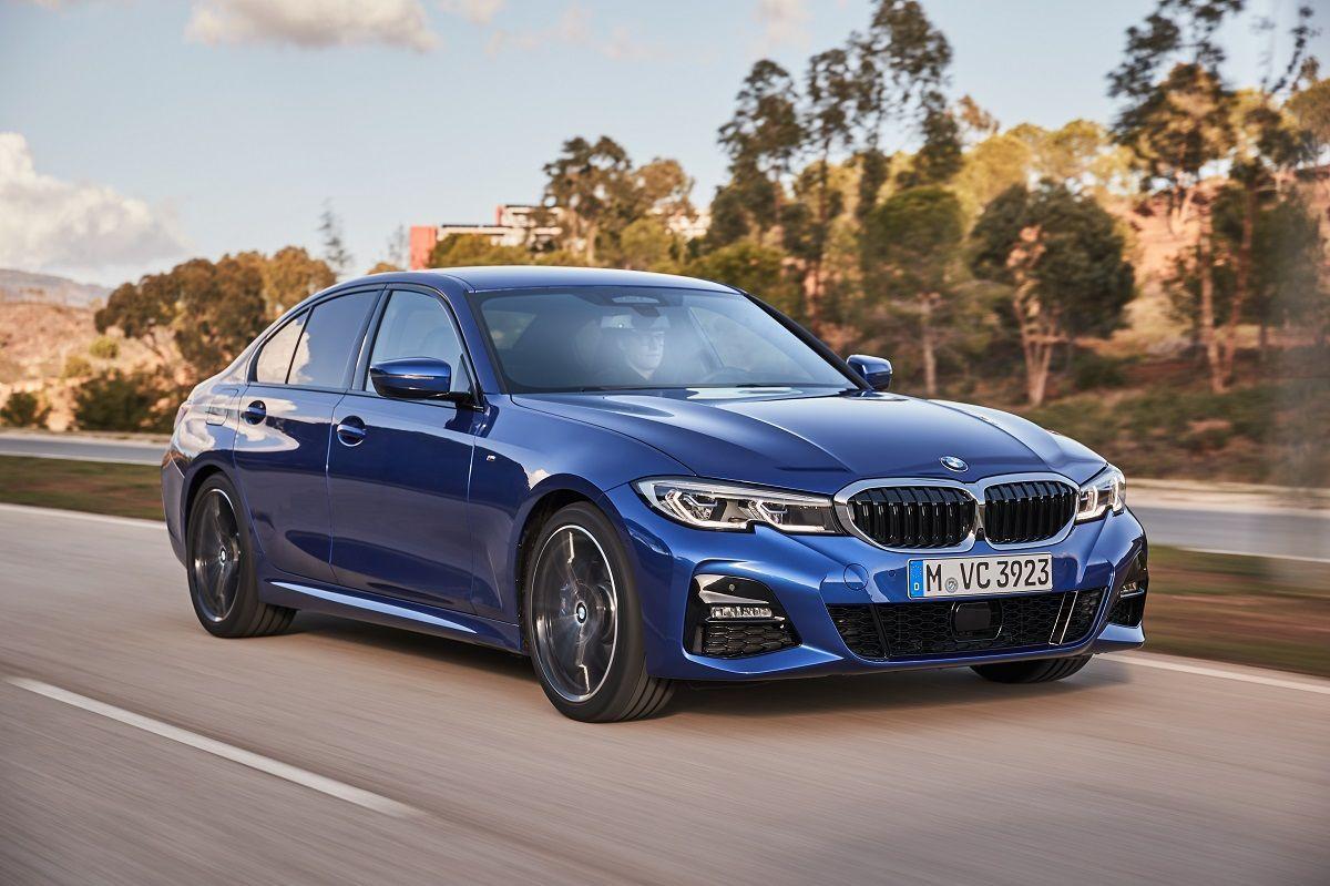 BMW 3-serie leasen