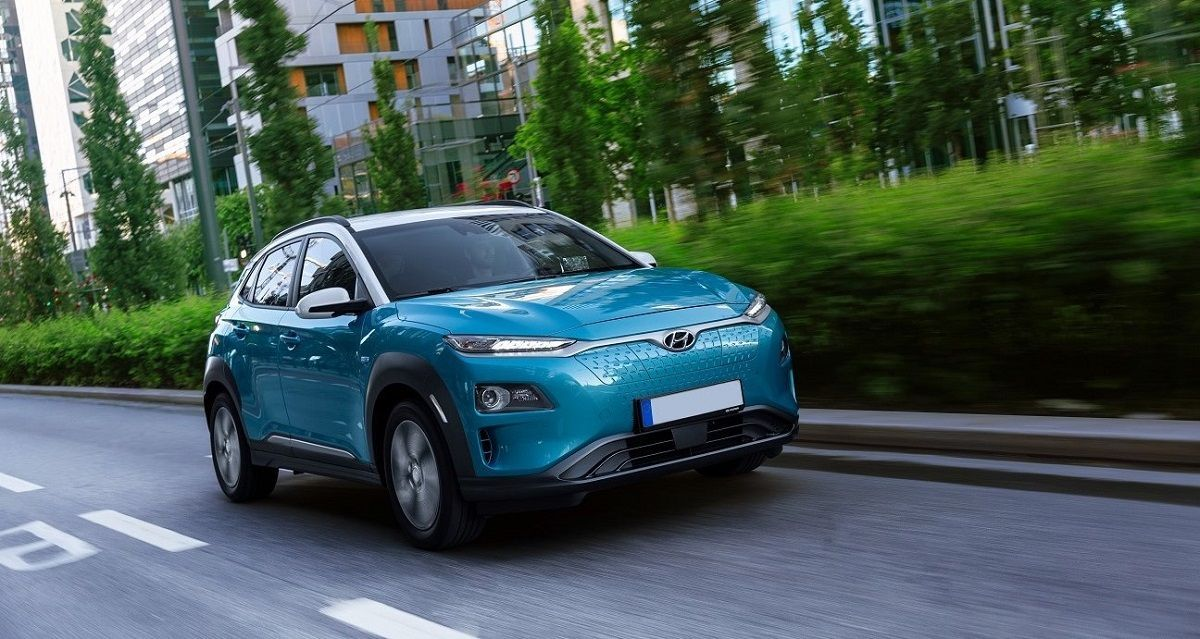 Hyundai KONA Electric leasen