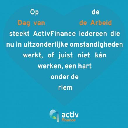 Dag van de Arbeid 2020: voor de helden van Nederland