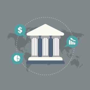 De enige sector waar 1,5 meter als vooruitgang voelt: de financiële dienstverlening